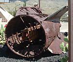 V-2 Debris