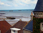 Arromanches from above