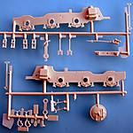 Loco Frame and fittings