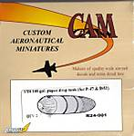 CAM 108 gal Paper Drop Tank