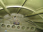 TBM-3 upper rear fuselage tail bulkhead
