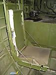 TBM-3 rear fuselageTBM-3 rear fuselage bombardier/navigator/radioman seat