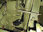 .50 caliber turret mechanism and motor