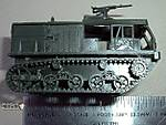 Minitank 18-Ton Tractor M-4