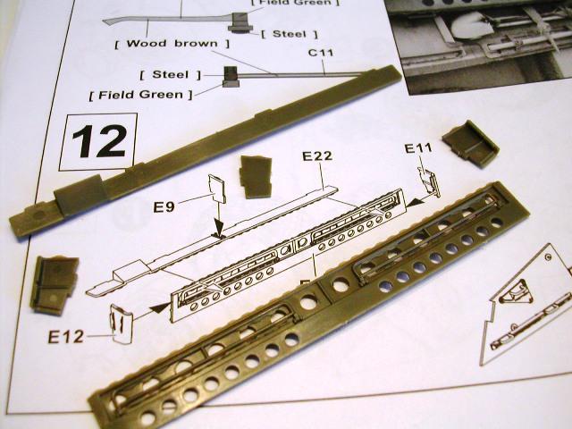 AFV Club M1132 Stryker ESV w/SMP