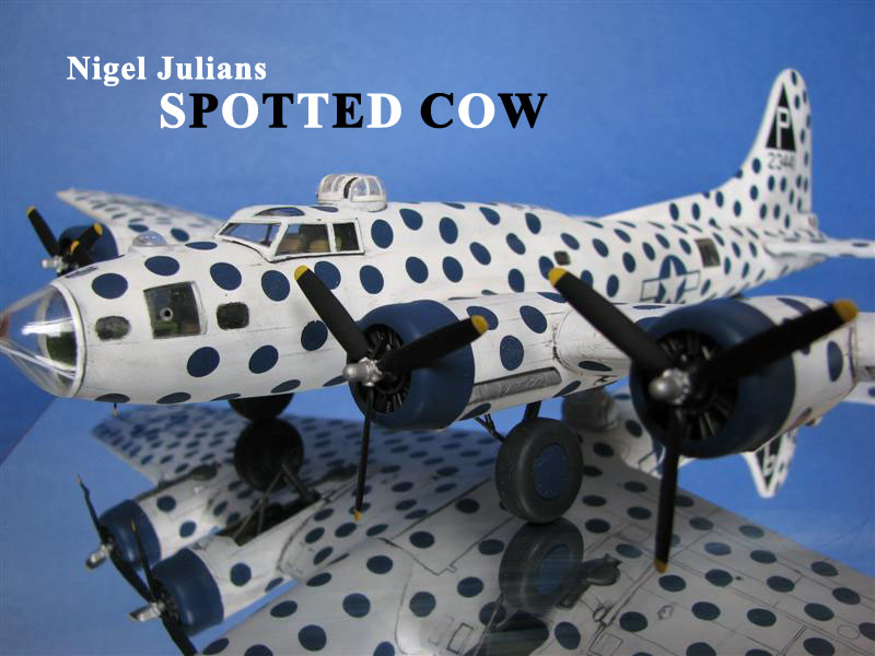 "B-17F ""Spotted Cow"""